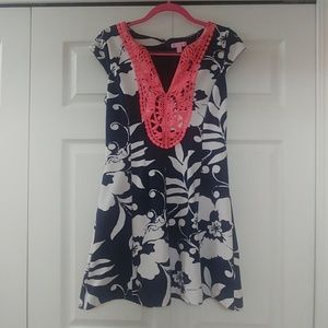 Lilly Pulitzer Flare Dress